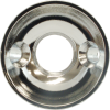 Jack Plate - Electrosocket, for Tele, chrome plated brass image 5