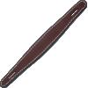 "Handle - Fender Style, Strap, 6.375"" Spacing image 1"