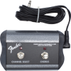 Footswitch - Fender, Two Button (Channel / Chorus) image 1