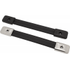 Handle - Peavey, Black Strap with Metal End Caps image 1