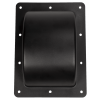 Handle - Black Metal, Recessed for Cabinet image 2