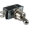 Switch - Carling, Toggle, DPDT, On-On, Solder Lugs, Short Bat image 3