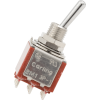 Switch - Carling, Mini Toggle, 3PDT image 1