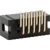Box Header - Shrouded, 10 Pin, Right Angle image 2