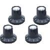 Knob - Fender, Black 1-10, for Princeton 65 DSP image 2