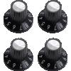 Knob - Fender, Black 1-10, for Princeton 65 DSP image 1