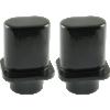 """Switch Tip - Fender®, Telecaster """"Top Hat"""", Black image 2"""