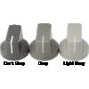 Knob - Small, Indicator Line, set screw image 26