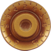 Knob - Top Hat, Embossed Numbers, Gibson Style image 4