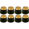 Knobs - Marshall, for Amplifiers, push-on image 1