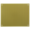 "StripBoard - Single Sided, 3.94"" x 3.15"", Mounting Holes image 2"