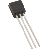 Transistor - 2N3906, TO-92 case, PNP image 1