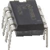 Op-Amp - LM741, Single, general purpose, 8-Pin DIP image 2