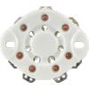 Socket - 7 Pin, Ceramic for 1625 image 2