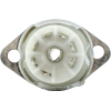 Socket - 7 Pin, Miniature, Ceramic, with Aluminum Shield image 2