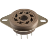 Socket - Belton, 8 Pin Octal, Micalex, MIP, PC Mount image 2