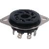 Socket - 8 Pin, Phenolic, MIP image 1