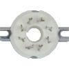 Socket - 8 Pin Octal, Ceramic, with Separate Retaining Ring image 2