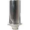 Socket - 9 Pin, Ceramic Base with Aluminum Shield image 1