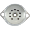 Socket - 9 Pin, Ceramic with Center Shield and Shield Base image 2