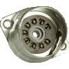 Socket - Belton, 9 pin, crimped with shield base, Micalex image 2