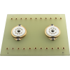 Terminal Board - two 9 Pin sockets, for Dynaco Mark III image 1