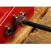 "¼"" Plug - Lava, Low Profile, Solder, Straight image 4"