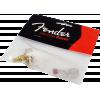 Potentiometer - Fender®, 250kΩ, Audio, Knurled Shaft image 2
