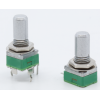Potentiometer - Alpha, Reverse Audio, 9mm, Vertical, 50K image 4