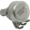 Potentiometer - GØRVA, Audio, 16mm, Solder Lug, Solid Shaft image 2
