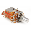 Potentiometer - Alpha, 1MΩ, Audio, 7mm Bushing, DPDT Switch image 2