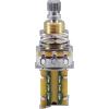Potentiometer - 500kΩ, Linear, Knurled Shaft, DPDT, Push-Push image 2