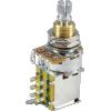 Potentiometer - 500K, Linear, Knurled Shaft, DPDT, Push-Push image 1
