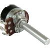 Potentiometer - Alpha, Audio, SPST Switch image 1