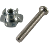 "Screw - 1"", Phillips, Pan Head, Matching T-Nut image 2"