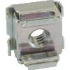 Nut - Cage, Zinc, 10/24, Electroplate Panel Range .064-.105 image 2