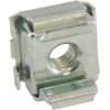Nut - Cage, Zinc, 10/32, Electroplate Panel Range .064-.105 image 2