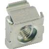 Nut - Cage, Zinc, 10/32, Electroplate Panel Range .064-.105 image 3