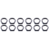 Nut - Fender, Hex Type, for Potentiometers image 2