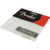 Logo - Fender, plate, for Tweed amplifier image 3