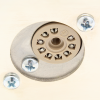 Covers - for Chassis Socket Hole, Steel image 3