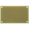 "StripBoard - Single Sided, 3.15"" x 1.97"", Mounting Holes image 4"