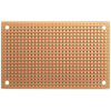 "StripBoard - Single Sided, 3.15"" x 1.97"", Mounting Holes image 3"
