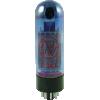 Vacuum Tube - E34L, JJ Electronics, Blue Glass image 1
