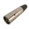 Plug - Switchcraft, premium XLR, 3-Pin, cable-mount image 2