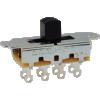 Switch - Switchcraft, Slide, DPTT, 3-Position image 1