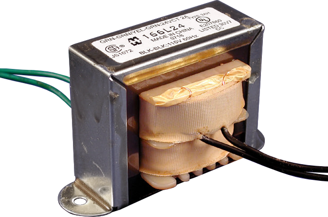 Transformer - Hammond, Low Voltage / Filament, Open, 120 VCT