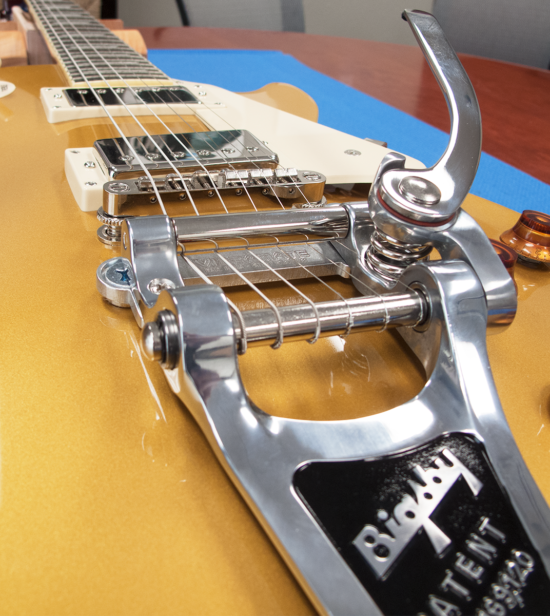 Vibrato - Bigsby, B7 Guitar, for Arch Top Electrics
