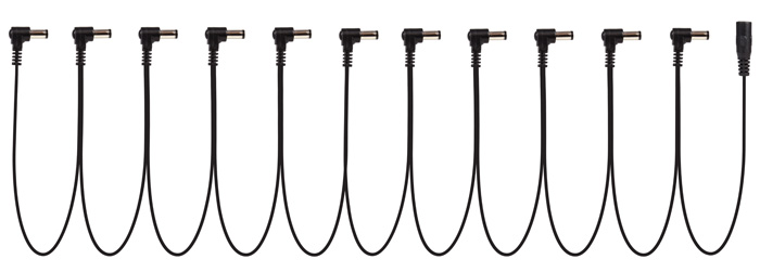 Cable - Power All, 11 Lead Right Angle Daisy Chain