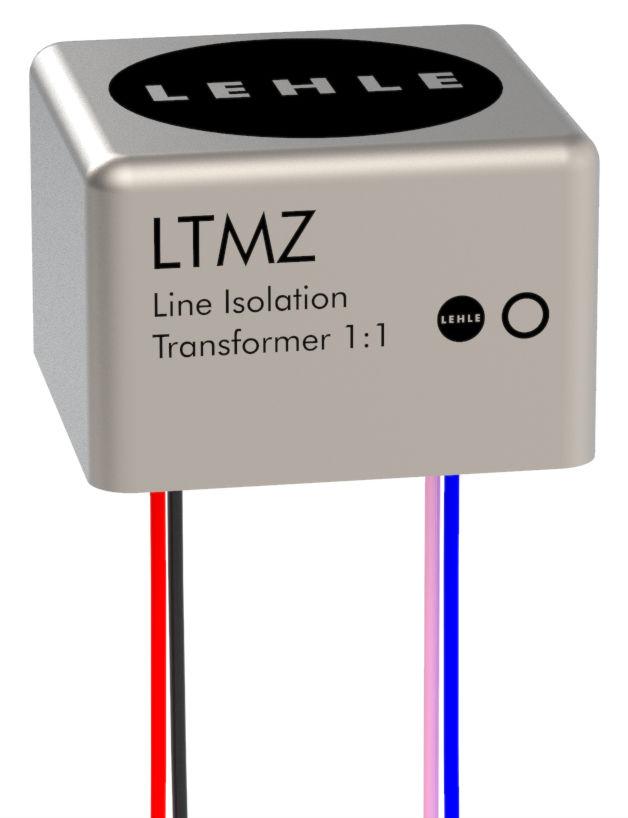 Transformer - Lehle, Audio, Line-Bridging, Unbalanced to Balanced